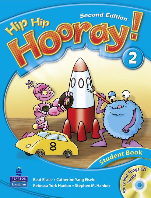 Hip Hip Hooray! 2 2Ed SB +D hip hip hooray 2 2ed sb d