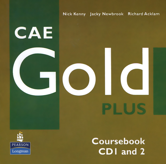 Cae Gold Plus (аудиокурс на 2 CD)