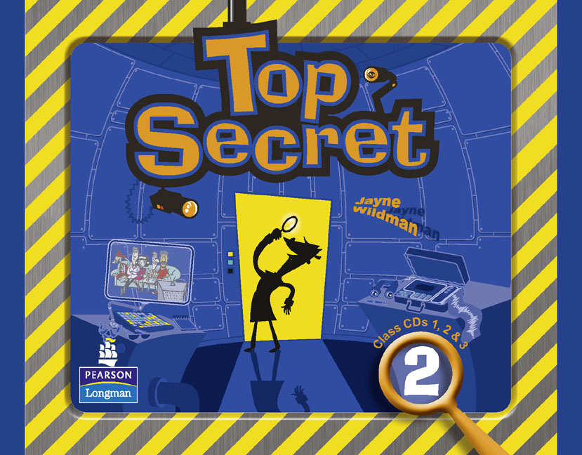 Top Secret 2: Class CDs (аудиокурс на 3 CD) face2face elementary аудиокурс на 3 cd