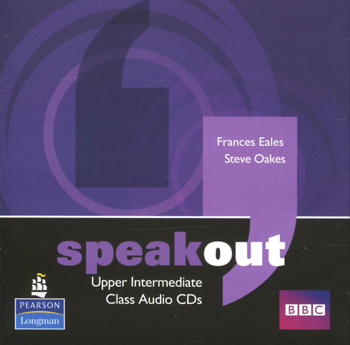 Speakout: Upper Intermediate: Class Audio CDs (аудиокурс на 2 CD) cutting edge upper intermediate active teach аудиокурс на cd rom
