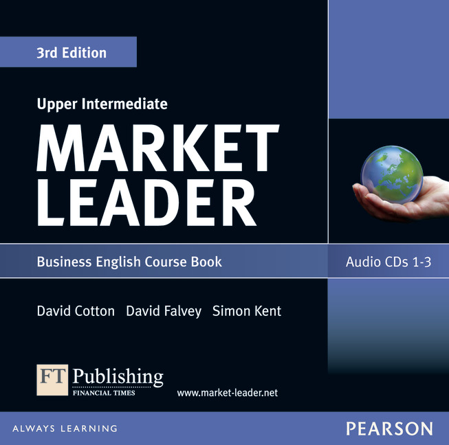 Market Leader: Upper Intermediate (аудиокурс на 3 CD) all wet cd