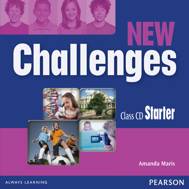 New Challenges: Class CDs Starter (аудиокурс на 2 CD) welcome starter a class cd для занятий в классе cd