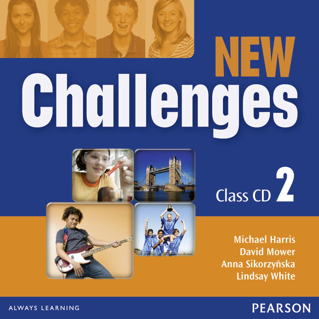 New Challenges 2: Class CD (аудиокурс на 2 CD) new challenges starter workbook cd rom