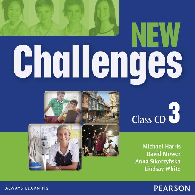 цены New Challenges 3: Class CD (аудиокурс на 3 CD)