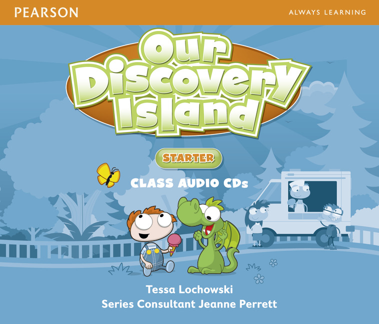 Our Discovery Island: Starter: Class Audio CDs (аудиокурс на 3 CD) welcome starter a class cd для занятий в классе cd