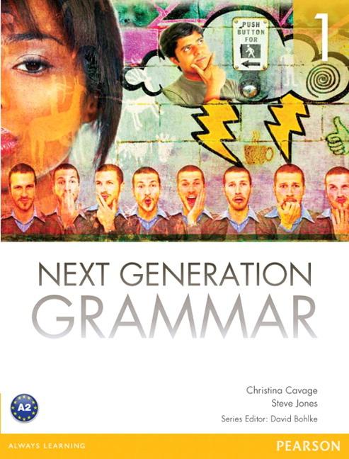 Next Generation Grammar 1 with MyEnglishLab generation next
