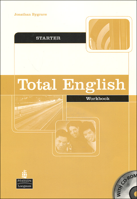 Total English: Starter: Workbook (+ CD-ROM) blue fins starter level cd rom