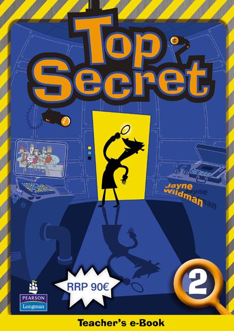 Top Secret 2 Active Teach (CDROM) top secret to795ewtdy28 top secret