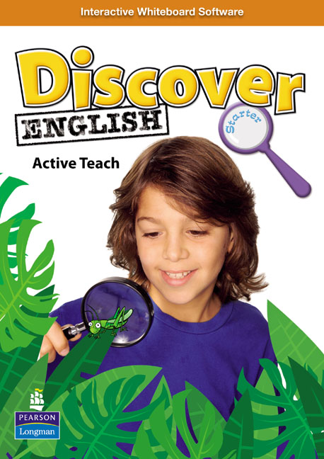 Discover Eng Global Starter Active Teach CD-ROM cutting edge upper intermediate active teach аудиокурс на cd rom