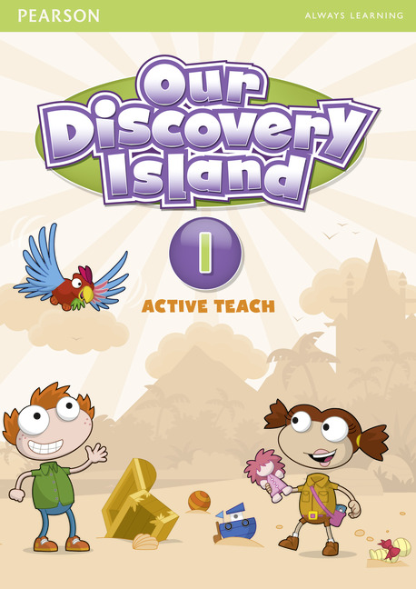 цена Our Discovery Island 1 Active Teach онлайн в 2017 году