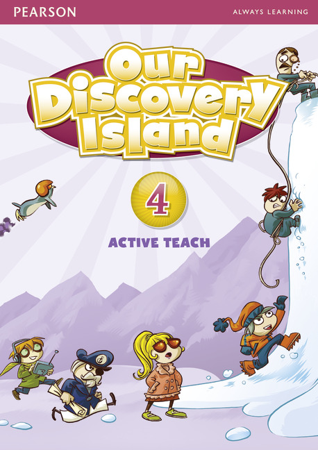 Our Discovery Island 4 Active Teach our discovery island family island posters