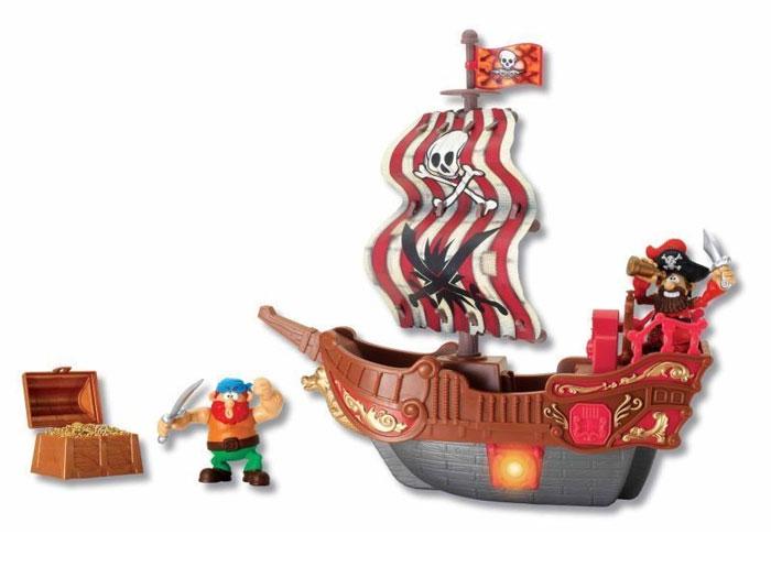 Игровой набор Keenway Пиратские приключения. Битва за остров приключения доисторического мальчика отзывы