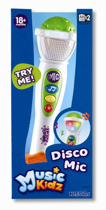 Микрофон Keenway Disco, 4 кнопки микрофон superlux cm h8c