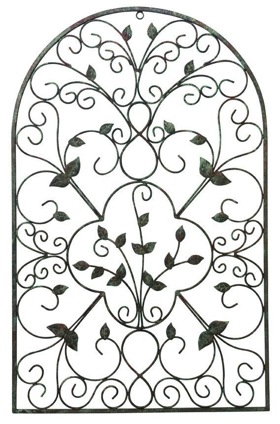 Декор настенный Испанская арка, 78 см х 49 см. 1732417324Настенный декор изготовлен из стали в виде арки с эффектом старины. Арка сварена и обработана вручную. В верхней части имеется небольшое отверстие, с помощью которого вы можете повесить ее на стену как картину. Также арка прекрасно будет смотреться в саду.Настенный декор Испанская арка оригинально украсит ваш дом или сад и станет замечательным дизайнерским решением. Характеристики:Материал:сталь. Размер арки:49 см х 78 см х 1 см.
