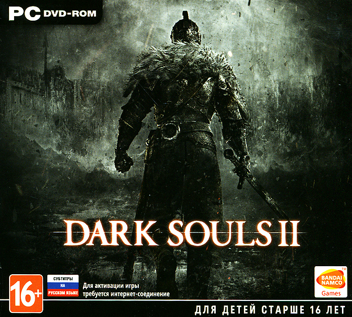 Dark Souls 2 (Jewel) игра для xbox медиа dark souls ii scholar of the first sin