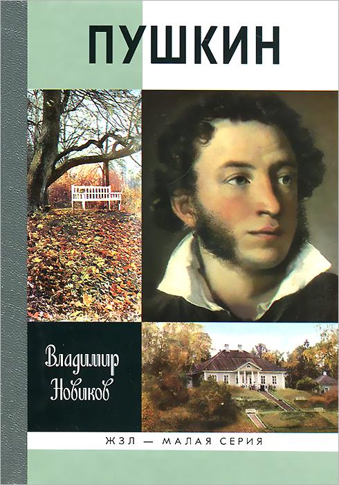 Владимир Новиков Пушкин владимир новиков пушкин