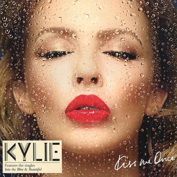 Кайли Миноуг Kylie Minogue. Kiss Me Once кайли миноуг kylie minogue enjoy yourself 2 cd dvd lp