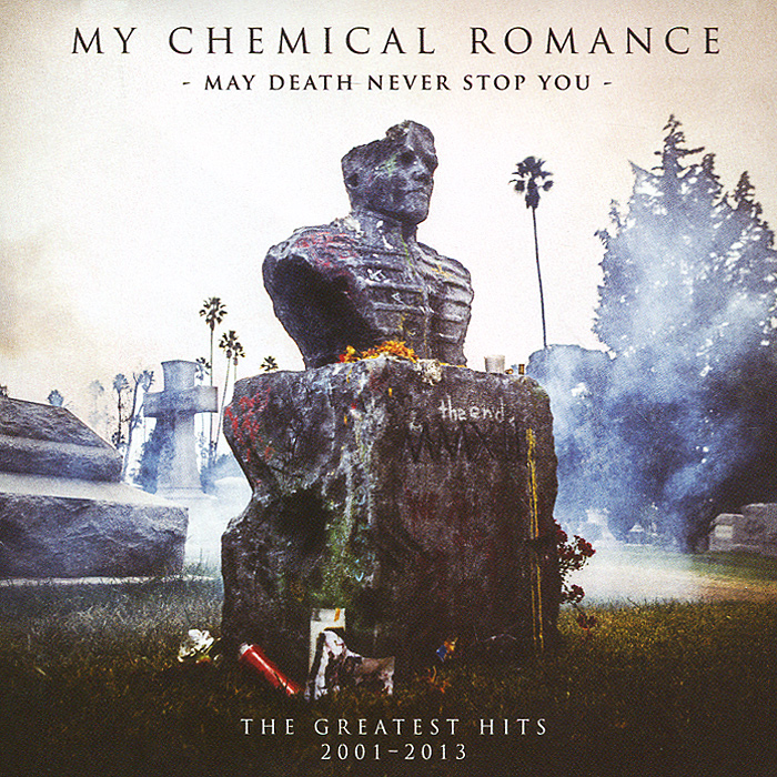My Chemical Romance My Chemical Romance. May Death Never Stop You my chemical romance my chemical romance i brought you my bullets you brought me your love