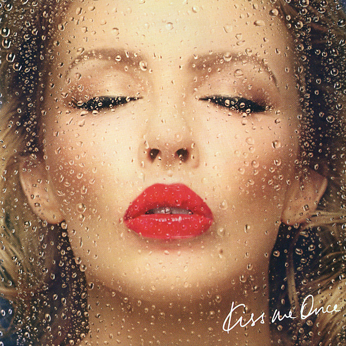 Кайли Миноуг Kylie Minogue. Kiss Me Once cd kylie minogue kiss me once live at the sse hydro