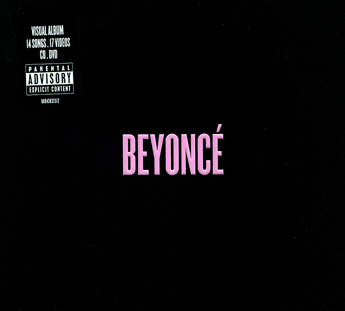 Бейонсе Ноулс Beyonce. Beyonce (CD + DVD) худи print bar beyonce