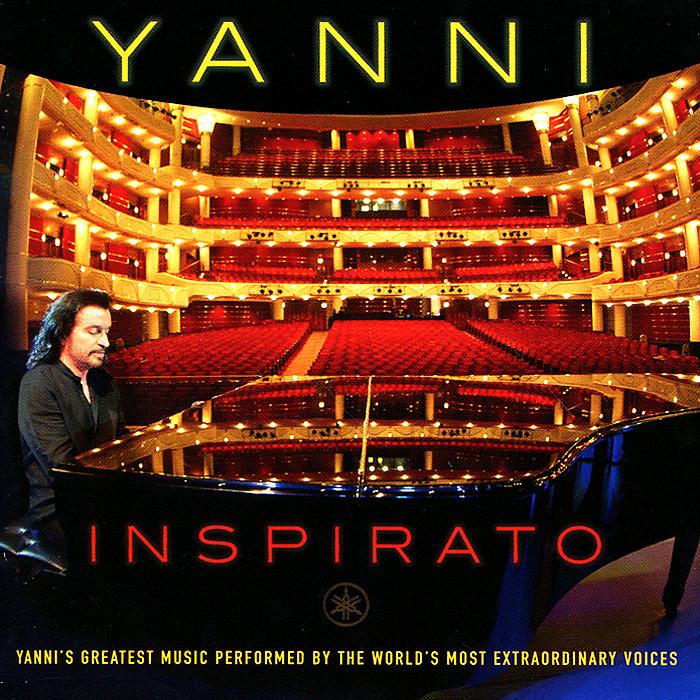 Yanni. Inspirato