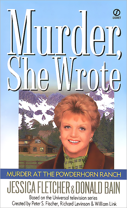 Murder, She Wrote: Murder at the Powderhorn Ranch what she left