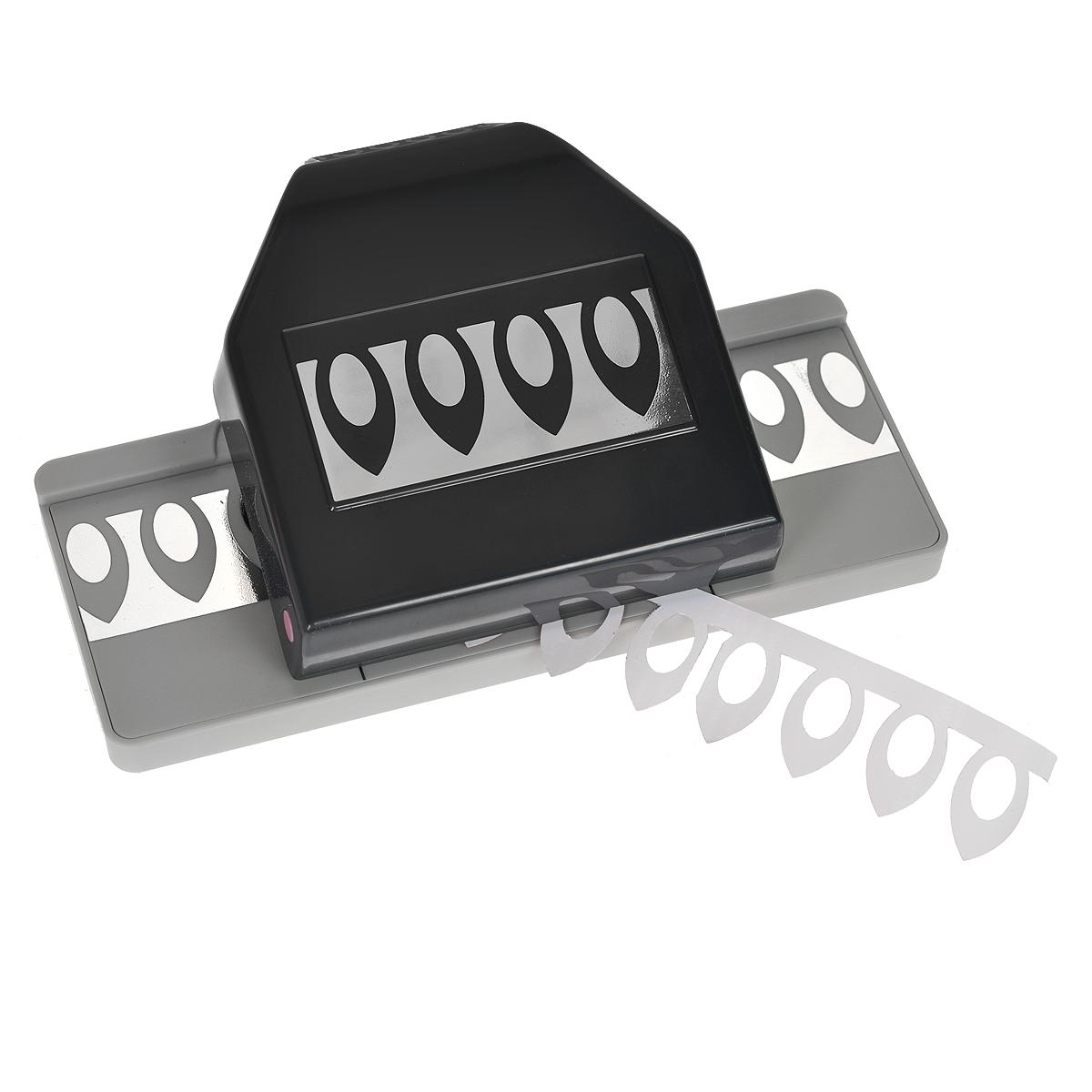 Фигурный дырокол EK Tools  Лепестки: Астра . EKS-54-51001 - Степлеры, дыроколы