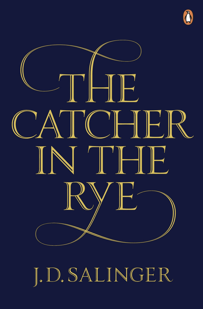 The Catcher in the Rye the one in a million boy