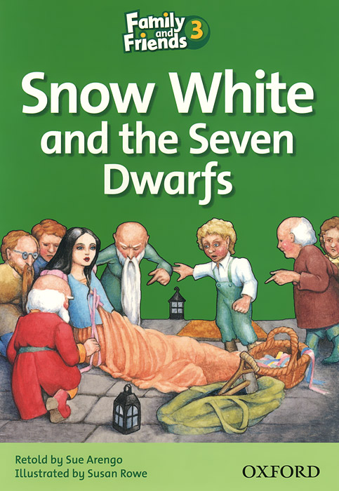 Snow White and the Seven Dwarfs family and friends readers 4 the lost world
