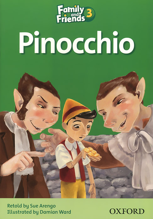 Pinocchio the family way