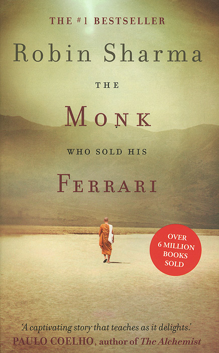 The Monk Who Sold His Ferrari the salmon who dared to leap higher