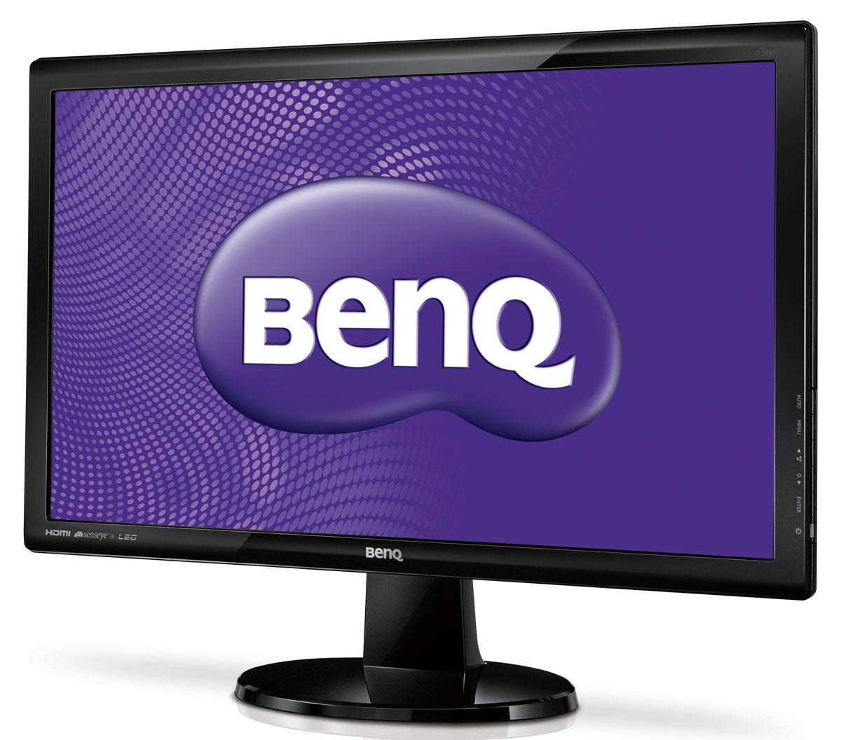 BenQ GL2450HM, Glossy Black монитор9H.L7CLA.TBE/9H.L7CLA.DBEМонитор BenQ GL2450HM - это ваш мультимедийный помощник как дома, так и на работе.Преимущества LED подсветки:Использование в мониторах LED подсветки дает ощутимые преимущества по сравнению с обычноиспользуемой CCFL подсветкой. Эти преимущества включают наряду с высоким уровнем динамическойконтрастности, отсутствием белесой засветки и мерцания, также и снижение вредных выбросов в атмосферупри производстве мониторов и их переработкеПотрясающий уровень динамической контрастности:Уровень динамической контрастности монитора GL2450HM составляет 12 000 000:1, что позволяет кардинальноулучшить качество изображения и увидеть даже мельчайшие детали в самых темных и сложных визуальныхсценах. Все оттенки - от самого черного до самого белого - передаются с потрясающей четкостью, создавая по- настоящему насыщенное изображение.Встроенные динамики:Монитор GL2450HM дает возможность полного погружения в происходящее на экране благодаря встроеннымдинамикам. Смотрите ли вы любимый фильм или слушаете музыку, монитор GL2450HM подарит вамнезабываемое аудиовизуальное удовольствие.Мультимедийный интерфейс HDMI:Мультимедийный интерфейс HDMI делает монитор GL2450HM невероятно удобным в использовании – теперьВы можете наслаждаться цифровыми развлечениями легко, даже используя дополнительное мультимедийноеоборудование.Технология Senseye:Убедитесь в великолепном отображении цвета, обеспечиваемом технологией BenQ Senseye, основанной навосприятии изображения человеческим глазом. С помощью шести различных калибрационных техник, Senseye 3обеспечивает лучшее визуальное качество изображения во всех своих 6 режимах: Стандартном, Кино, Игра,Фото, RGB и Эко – режим, специально разработанный для экономии электроэнергииСовместимость с Windows 7:GL2450HM прошел сертификацию Windows 7 и полностью совместим с этой ОС. Просто присоедините монитор квашему ПК и система самостоятельно распознает и сконфигурирует устройство.