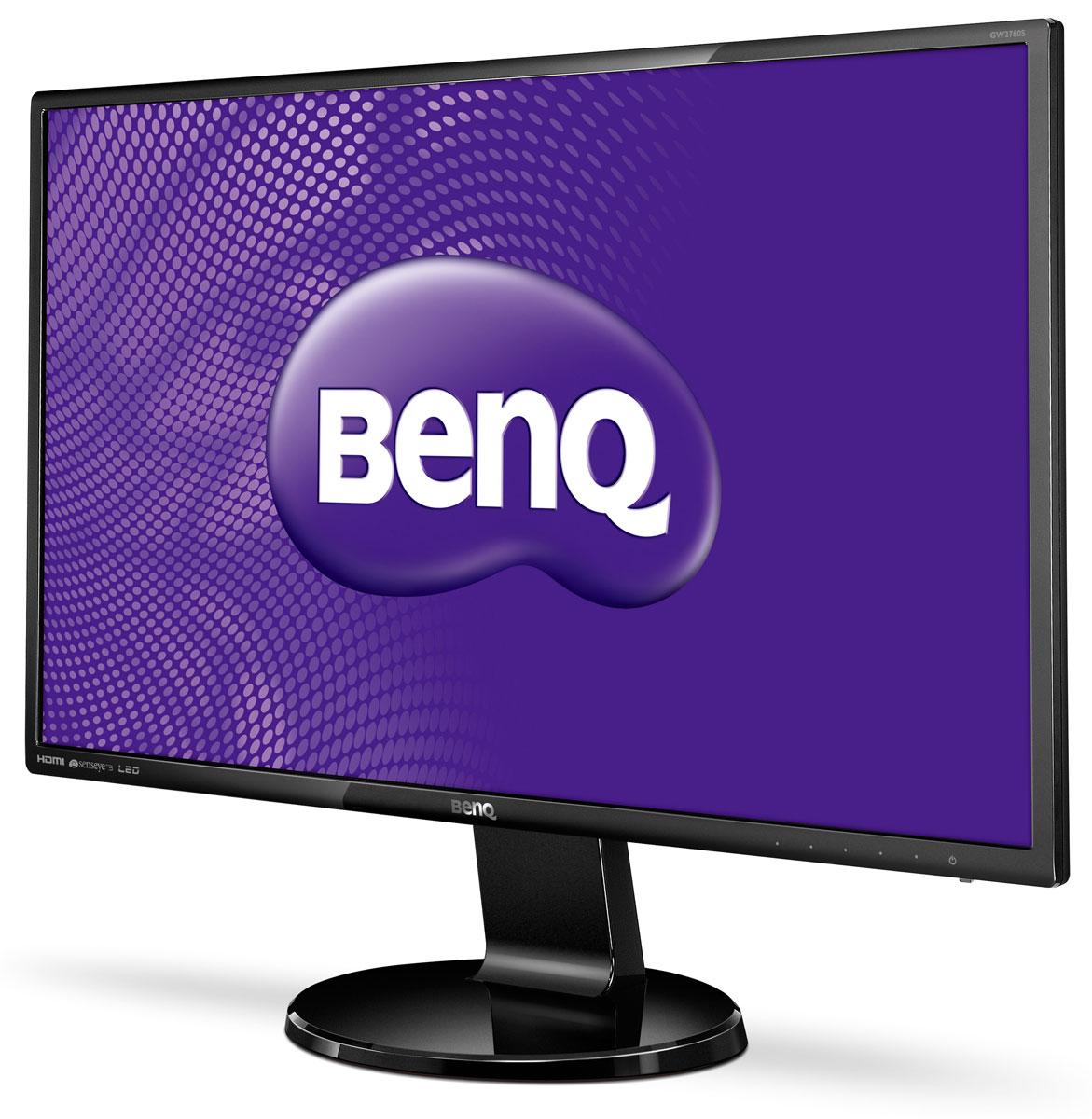 BenQ GW2760HS, Glossy Black монитор