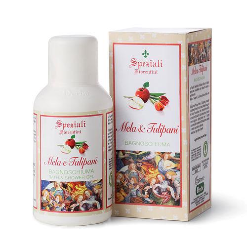 Derbe Гель для душа Яблоко и тюльпан, 250 млA931586768Насыщенный тонким чувственным ароматом гель замечательно очищает кожу тела, не вызывая сухости и раздражения, активизирует защитные механизмы кожи. Сочетание ароматов яблока и тюльпана – расслабляющий аромат, умиротворяющий и приводящий в гармоничное состояние мысли и чувства. Красные яблоки добавляют аромату терпкость, линия подходит и мужчинам, и женщинам. Гель замечательно очищает кожу, даря ей гладкость и нежность лепестков тюльпана. Не вызывает сухости и раздражения, смягчает и сохраняет уровень влаги в коже, не нарушая защитную гидролипидную мантию. Окружает ароматом свежести, даря радость и ощущение комфорта. Может использоваться в качестве геля для душа и пены для ванн. Используйте после ванной или душа крем для тела из серии «Яблоко и тюльпан».Назначение: препарат для эффективного очищения и ухода за кожей тела и принятия ванн. Подходит и женщинам и мужчинам.Эффекты: замечательно очищает кожу, даря ей гладкость и нежность лепестков тюльпана. Не вызывает сухости и раздражения, смягчает и сохраняет уровень влаги в коже, не нарушая защитную гидролипидную мантию. Окружает ароматом свежести, даря радость и ощущение комфорта. Экстракт яблок питает и увлажняет кожу, стимулируя процессы регенерации, оказывает антиоксидантное действие. Смягчает и успокаивает кожу, оказывает освежающее действие. Повышает тонус и упругость кожи, насыщая необходимыми аминокислотами, витаминами и микроэлементами. Экстракт тюльпана дарит коже гладкость и нежность, даря чувство непревзойденного комфорта и мягкости. Заряжает энергией радости и улучшает настроение, навевая мысли о цветущей весне.Бетаин относится к классу аминокислот и оказывает активное увлажняющее действие, одновременно смягчает и устраняет раздражения. Способствует длительному сохранению влаги и уменьшает трансдермальное испарение воды. Оказывает выраженное защитное действие, придает коже гладкость и способствует выравниванию кожного рельефа. Токоферол. За полезные сво