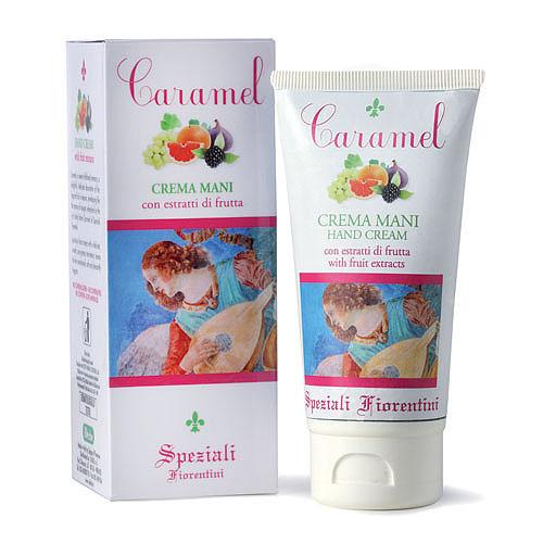 Derbe Крем для рук Карамель, 75 млA932726577Восхитительный ароматный крем Derbe Карамель возвращает коже рук гладкость и мягкость, эффективно устраняя сухость и шелушение, активизируя собственные защитные механизмы кожи. Аромат, включающей щедрую фруктово-цветочную композицию, щедро сдобренную карамелью, получился по-настоящему ярким, игривым, аппетитным, идеальным для беззаботныхлетних дней.Крем оказывает увлажняющее и смягчающее действие, защищает от негативного воздействия факторов внешней среды и от раздражения химическими бытовыми реагентами. Насыщает кожу необходимыми питательными веществами. Быстро впитывается, не оставляет ощущения липкости и жирных следов, даря коже рук неповторимое ощущение мягкости и комфорта. Способствует повышению влагоудерживающей способности кожи, одновременно улучшая ее текстуру. Используйте этот восхитительный крем в течение дня по мере необходимости. Крем не содержит глютен, PEG, минеральных масел.Характеристики:Объем: 75 мл. Товар сертифицирован.