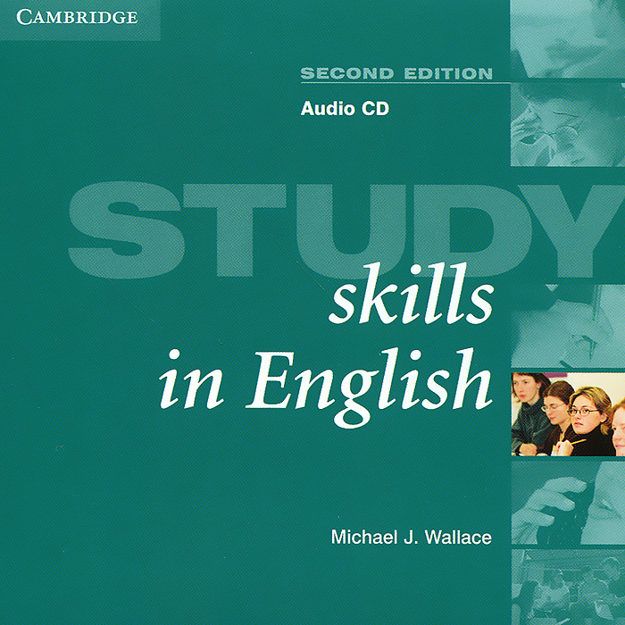 Study Skills in English (аудиокнига CD) claire boyd study skills for nurses