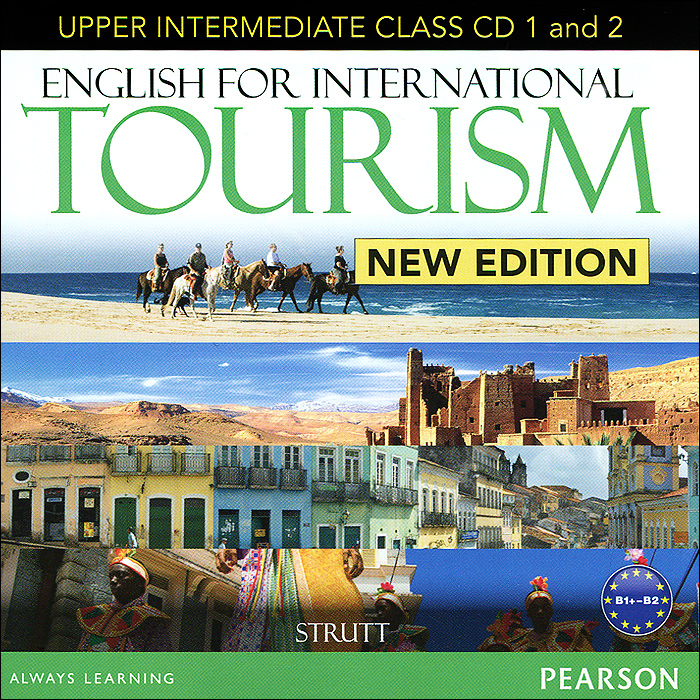 English for International Tourism: Upper Intermediate Class (аудиокнига на 2 CD) morris c flash on english for tourism second edition