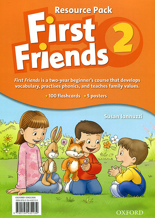 First Friends 2: Resource Pack