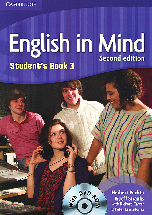 English in Mind: Level 3: Student's Book (+ DVD-ROM) a scandal in bohemia level 3