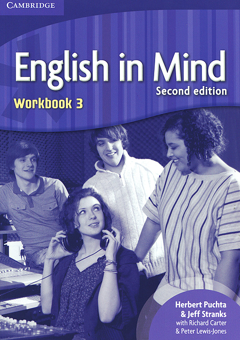 English in Mind: Level 3: Workbook