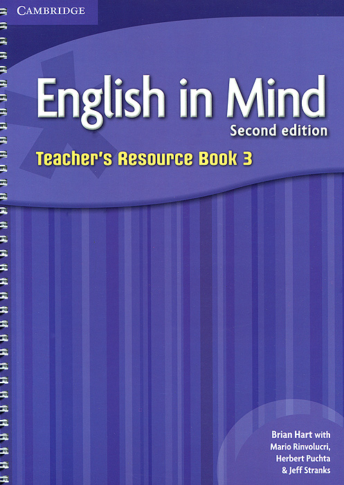 English in Mind: Teacher's Resource Book 3 touchstone teacher s edition 4 with audio cd