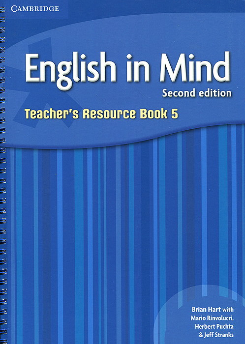 English in Mind: Teacher's Resource Book 5 merry team 1 teachers guide class cd
