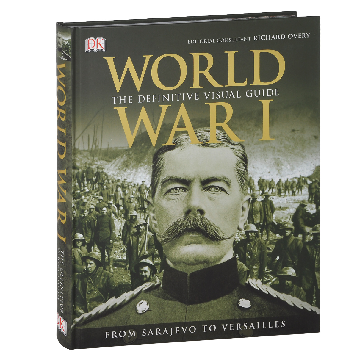 World War I: The Definitive Visual Guide lefard салатник deana 23 см