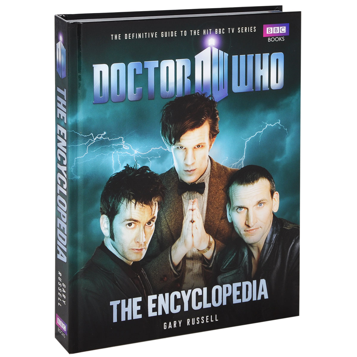 Doctor Who: The Encyclopedia the american spectrum encyclopedia the new illustrated home reference guide
