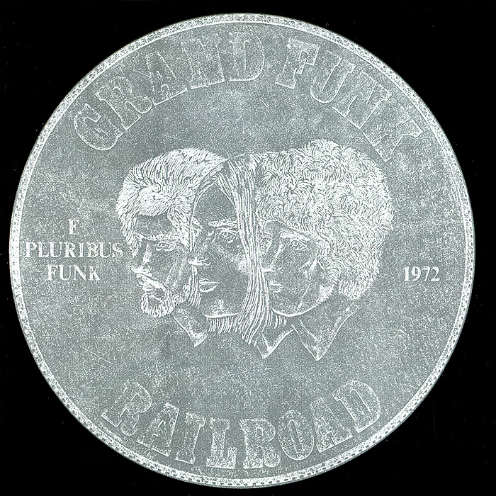 Grand Funk Railroad Grand Funk Railroad. E Pluribus Funk торшер leds c4 funk 25 4755 ci 23