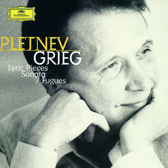 Михаил Плетнев Mikhail Pletnev. Grieg. Lyric Pieces / Sonata / 7 Fugues михаил плетнев том 3