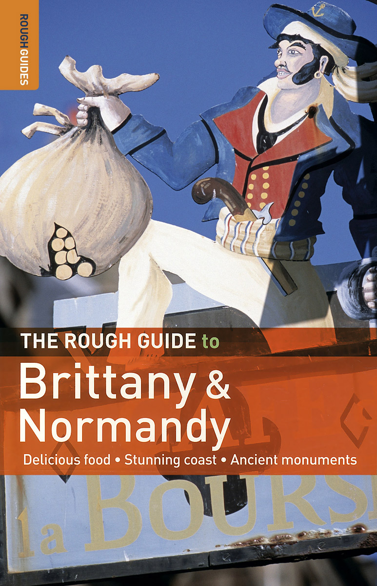 The Rough Guide to Brittany and Normandy the rough guide to conspiracy theories