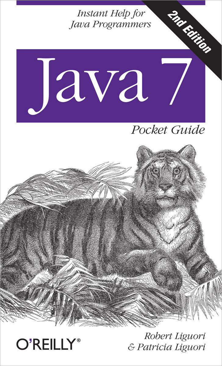 Java 7: Pocket Guide doug lowe java for dummies quick reference