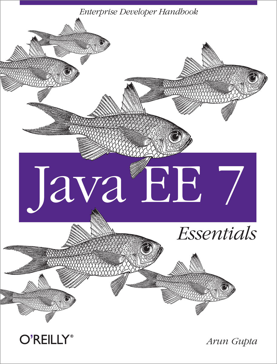 Java EE 7 Essentials java ee 7精粹