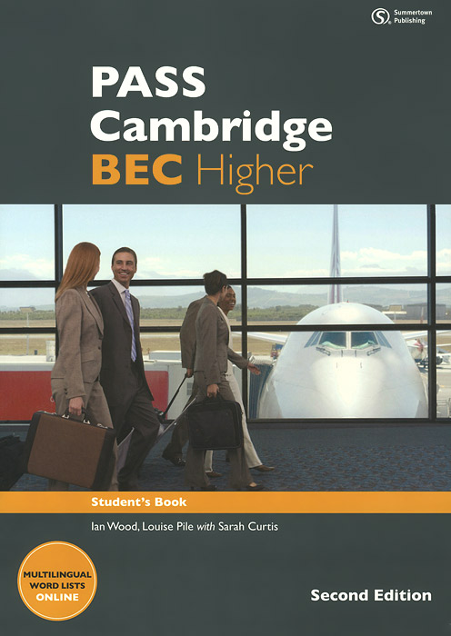 PASS Cambridge BEC Higher: Student's Book pass cambridge bec higher self study practice tests with key cd
